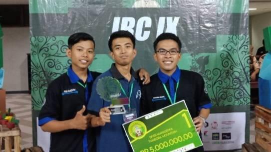 UTM Juara 1 Java Robotic Contest IX